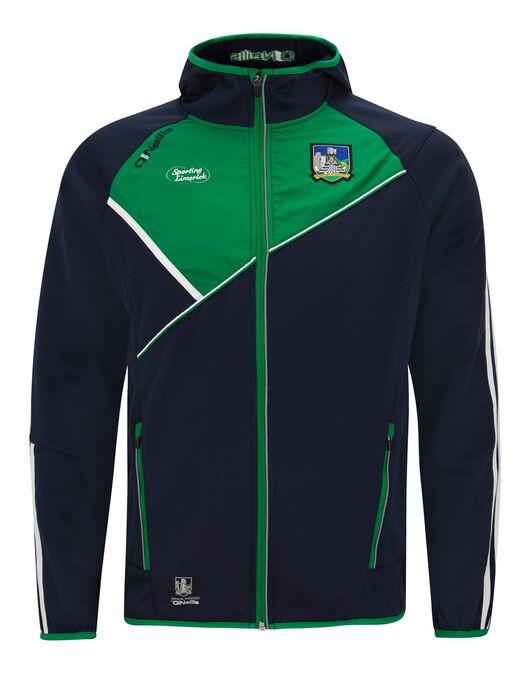 Mens Limerick Conall Embossed Jacket