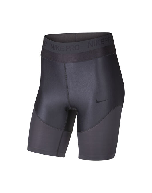 4f79bf769a69b Women's Nike Hypercool Shorts | Grey | Life Style Sports