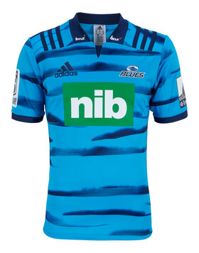 Adults Blues Home Jersey 18/19
