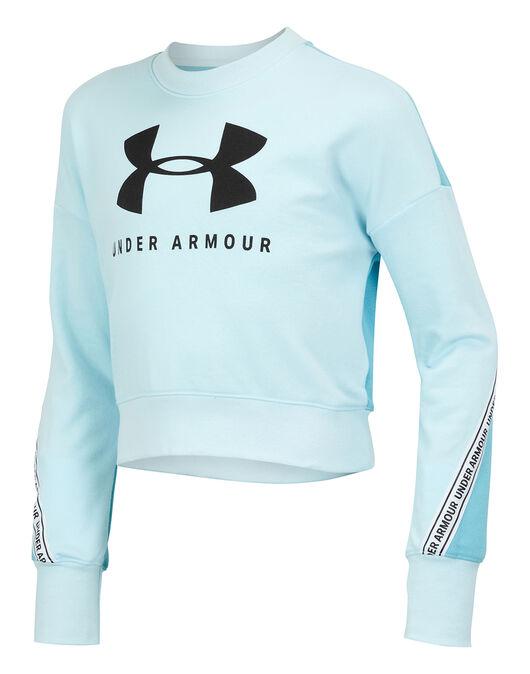 Older Girls Rival Crew Neck Sweatshirt
