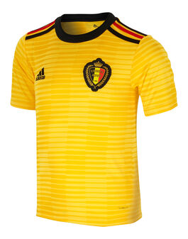 Kids Belgium WC18 Away Jersey