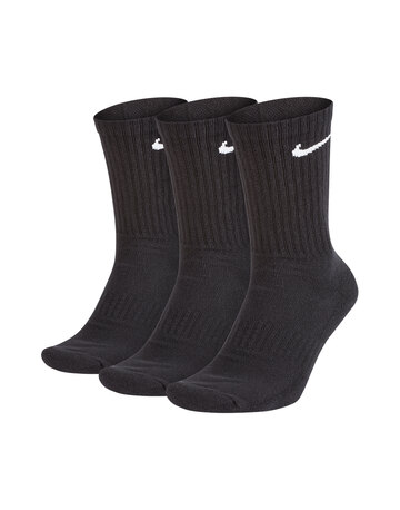 3 Pack Swoosh Logo Cushion Socks