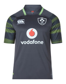 Kids Ireland Away Pro SS Jersey 2017/18