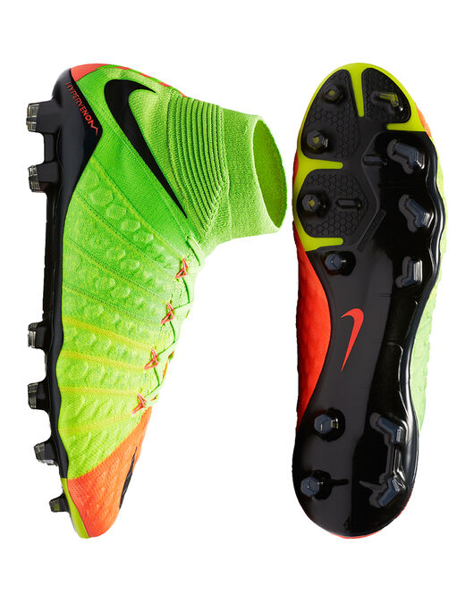 Adult Hypervenom Phantom DF Firm Ground