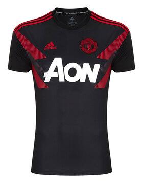 Adults Man Utd Pre Match Jersey