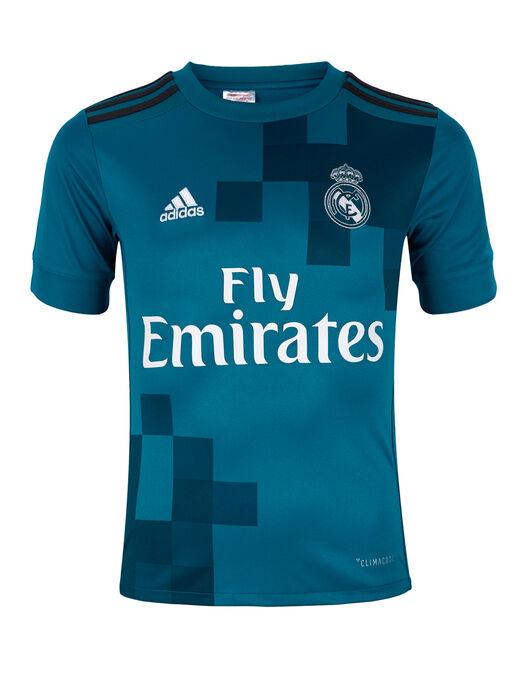 Kids Real Madrid 17/18 Third Jersey
