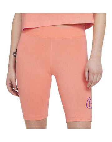 Womens Essential  Printed Shorts