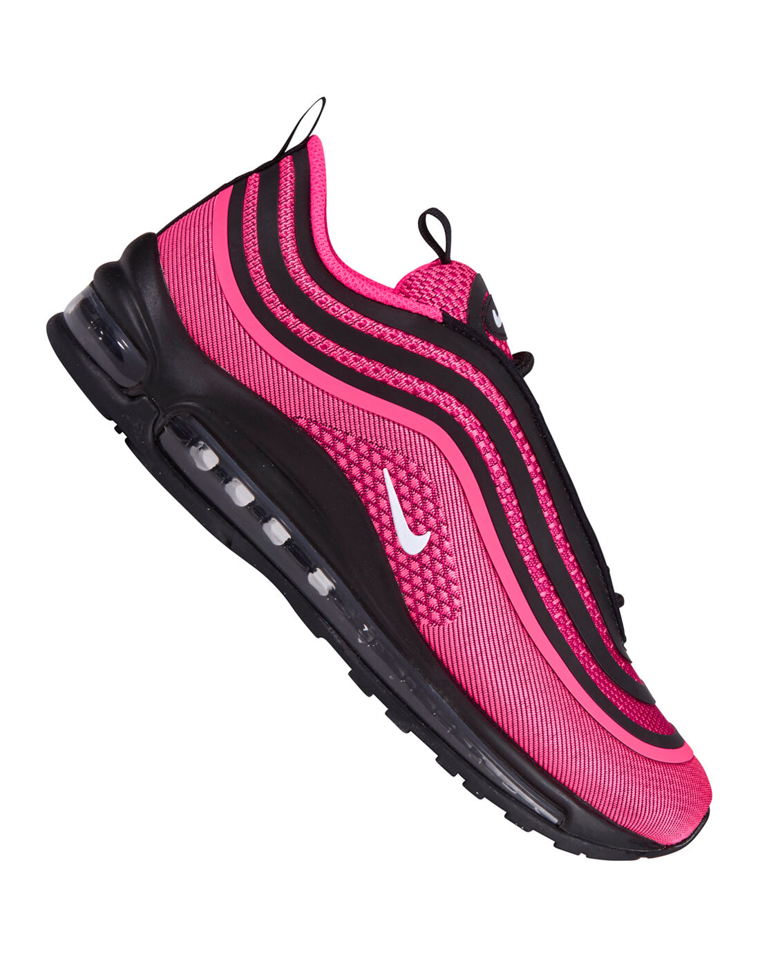 Girls Pink Nike Air Max 97 Trainers