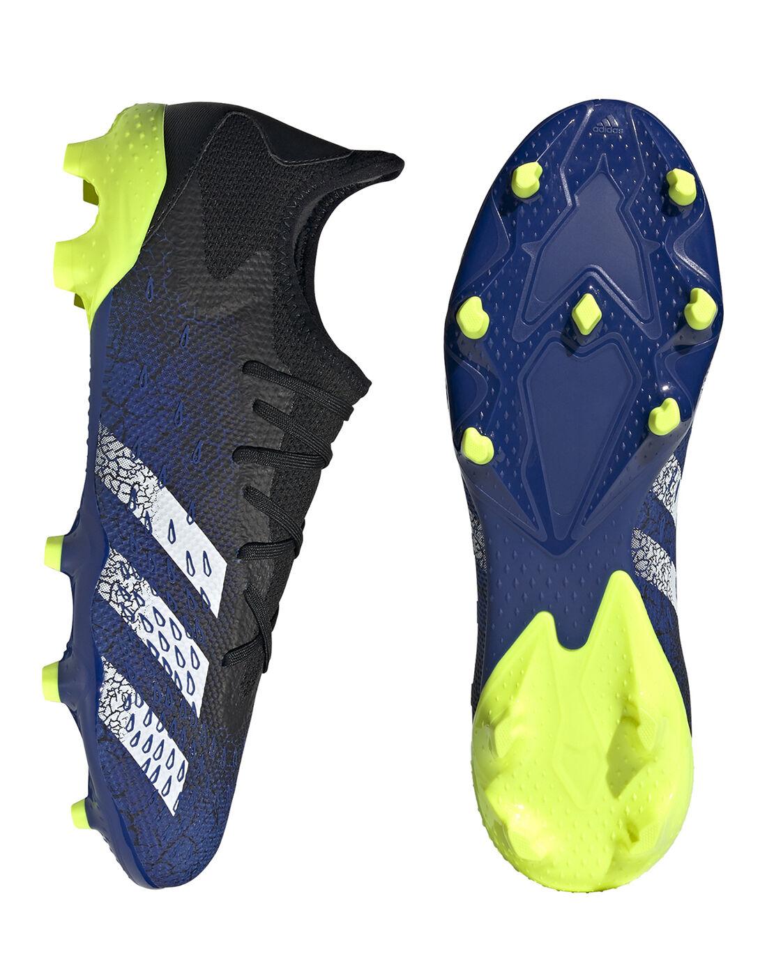 adidas adidas climacool 1 camo black hoodie shoes | Adult Predator 20.3 Low Firm Ground