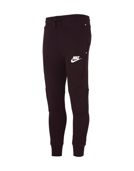 f42709bca3bf Boy s Burgundy Nike Tech Fleece Pants