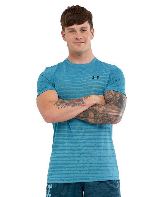 Mens Seamless Fade T-Shirt