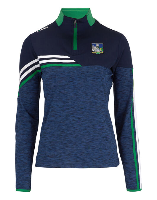 Ladies Limerick Nevis Brushed HZ Top