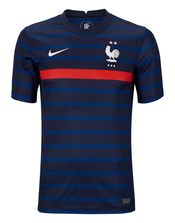 Adult France Euro 2020 Home Jersey