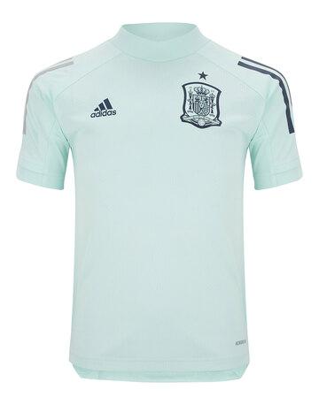Kids Spain Euro 2020 Training T-Shirt