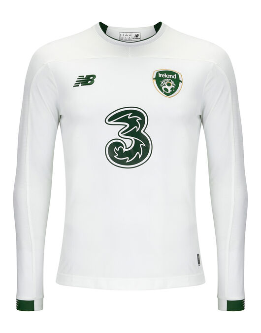 Adult Ireland Away Jersey LS