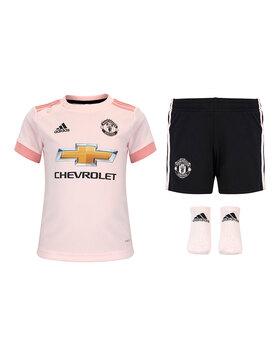 Infants Man Utd 18/19 Away Kit