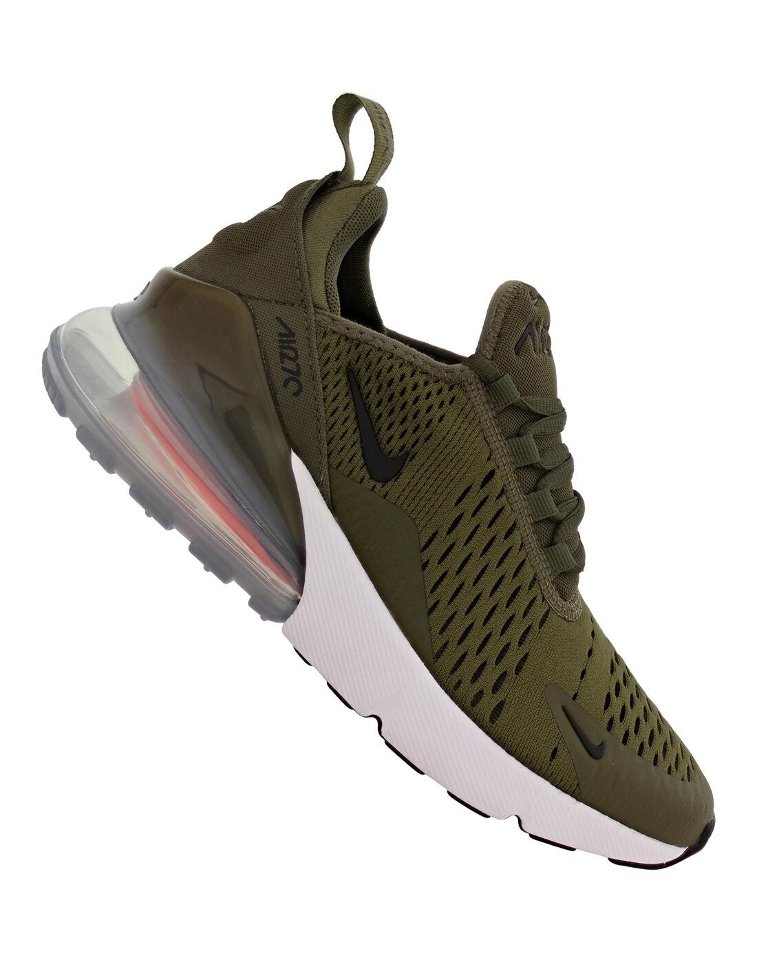 Kids Nike Air Max 270 Trainers   Green