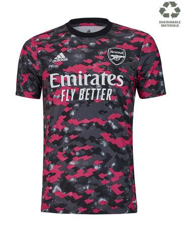 Adult Arsenal 21/22 Pre-Match Jersey