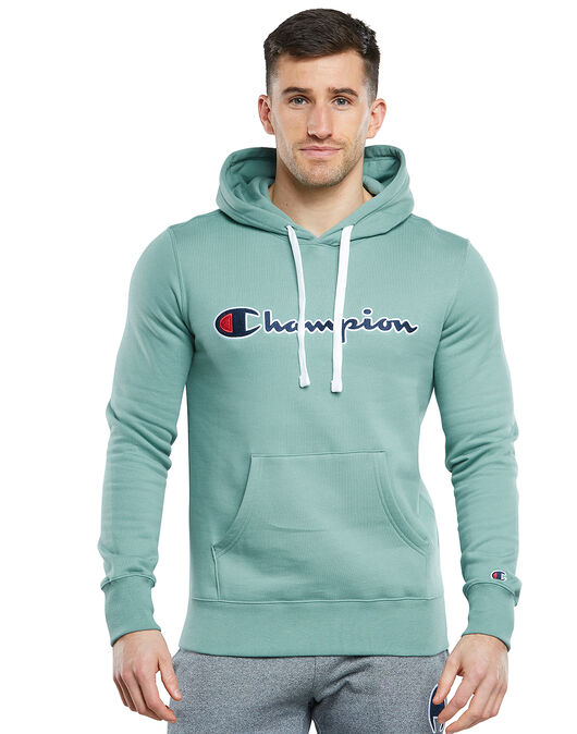 Mens Logo Hoodie