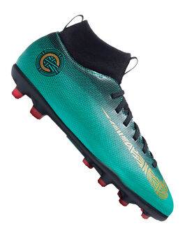 Kids CR7 Mercurial Superfly Club FG