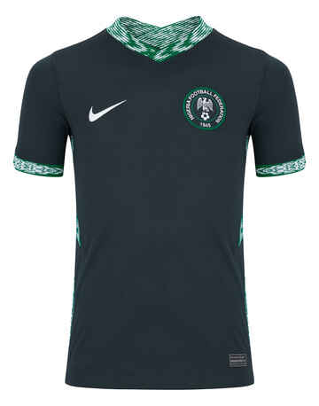 Kids Nigeria Away Jersey