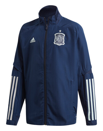 Kids Spain Euro 2020 Presentation Jacket