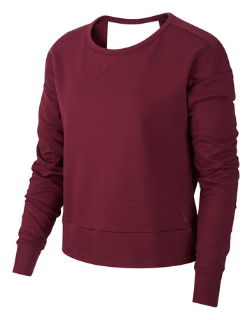 Womens Yoga Wrap Sweatshirt