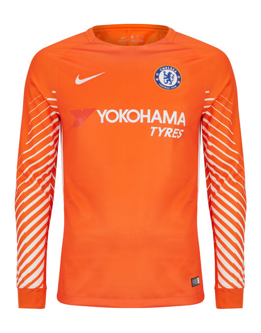 Adult Chelsea 17/18 Goalkeeper Jersey