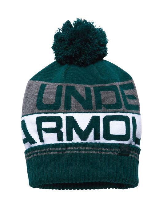 de589e7f312 Under Armour Retro Pom Beanie   Life Style Sports