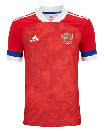 Adult Russia Euro 2020 Home Jersey