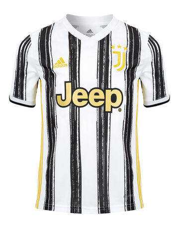 Kids Juventus 20/21 Home Jersey