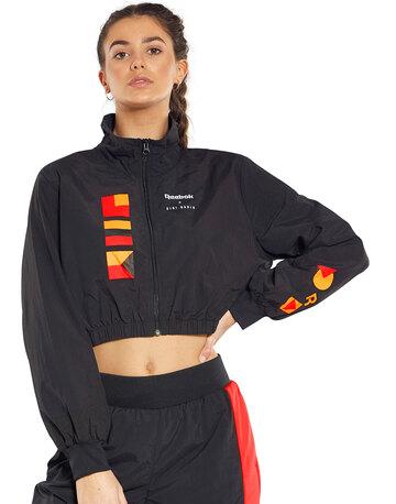 Womens Gigi Track Jacket