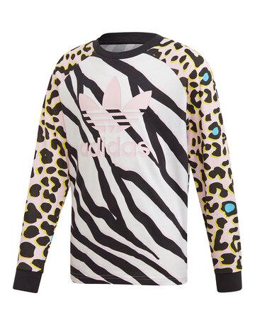 Older Girls Leopard T-Shirt