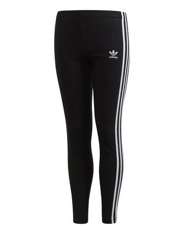 Older Girls 3 Stripes Legging