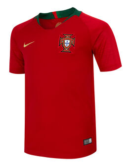 Kids Portugal Home 18/19 Jersey