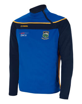 Mens Tipperary Slaney Side Zip Top