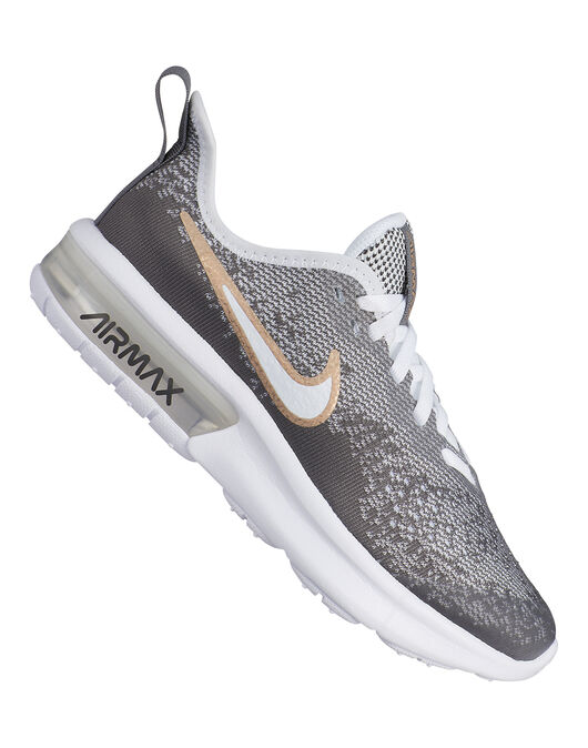 Older Girls Air Max Sequent