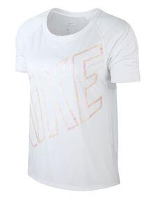 Womens Miler Logo T-Shirt