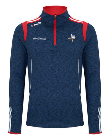 Mens Louth Solar Half Zip Top