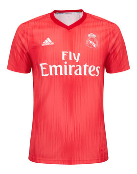 Adult Real Madrid 18/19 Third Jersey
