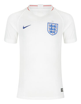 Kids England Home Jersey
