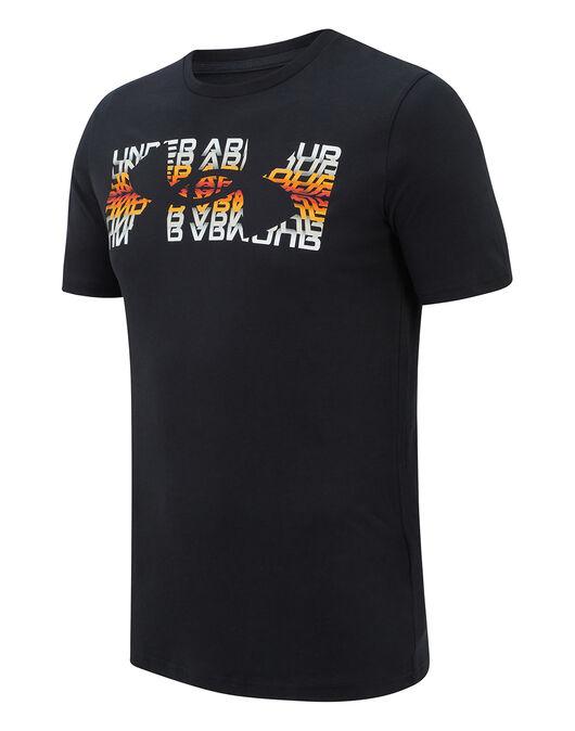 Mens Multicolour Graphic T-Shirt