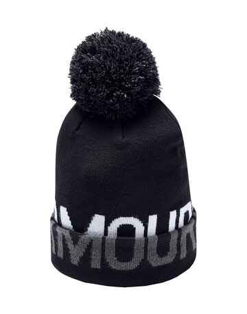 Graphic Bobble Hat