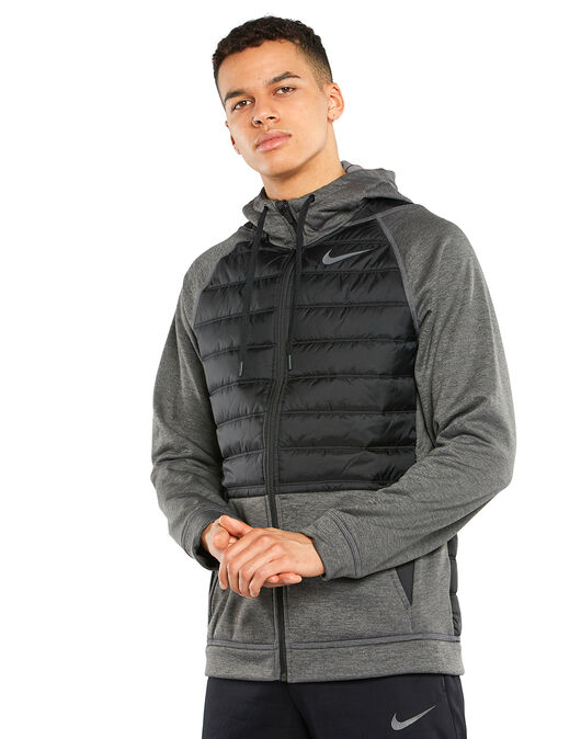 Mens Therma Full Zip Hoodie