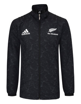 Mens All Blacks Presentation Jacket