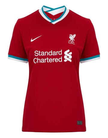Womens Liverpool 20/21 Home Jersey