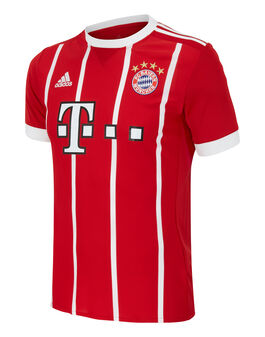 Adults Bayern Munich 17/18 Home Jersey