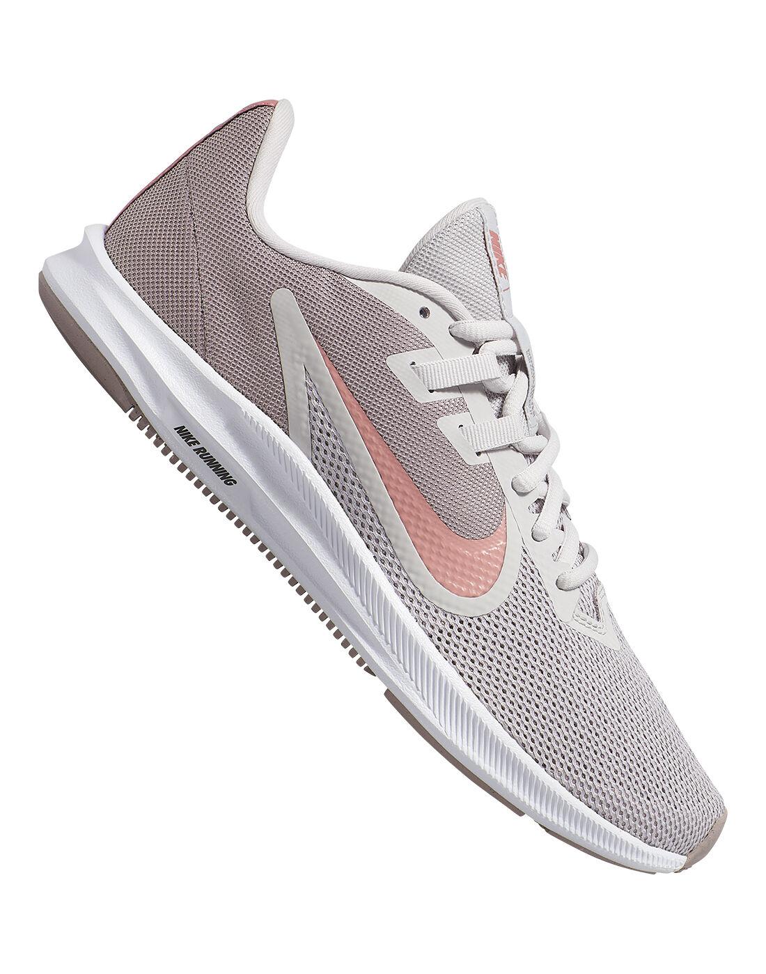 Nike Womens Downshifter 9 - Grey | Life