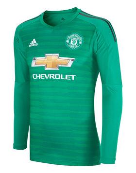 Adult Man Utd 18/19 Home GK Jersey