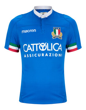 Mens Italy Home Jersey 2019
